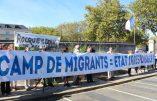 Les Versaillais mobilisés contre un camp d'immigrés illégaux