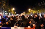 D'octobre 2015 à octobre 2016: revoilà les manifestations de policiers qui sont apparues avec la réforme pénale Taubira