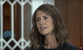 Asma el-Assad dénonce l'émotion sélective des médias occidentaux