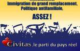 28 octobre à Metz – Mondialisme, immigration de grand remplacement, politique antifamiliale : ASSEZ !