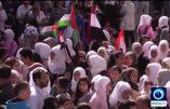 Explosion de joie à Qudsaya et Hameh libérées tandis que les terroristes «modérés» d'Alep-est exécutent 14 civils.
