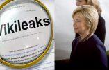 Les révélations de WikiLeaks dont les médias ne vous parlent pas