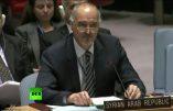 Intervention de l'ambassadeur de Syrie au Conseil de l'ONU – Transcription en exclusivité pour MPI et vidéo intégrale
