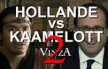 Hollande vs Kaamelott 2