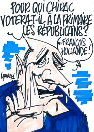 Ignace - Pour qui votera Chirac à la primaire ?