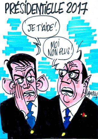 Ignace - Hollande, Valls et la présidentielle
