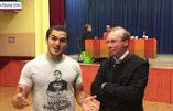 L'athlète Pascal Mancini soutient Alain Escada et Civitas