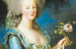 Hommage à la Reine Marie-Antoinette