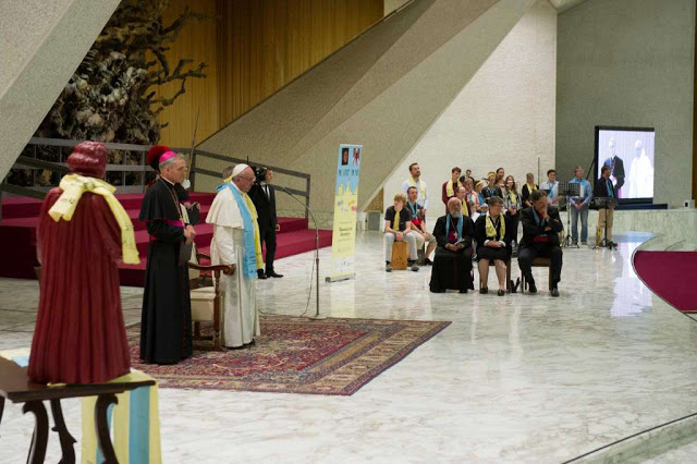 rencontre-oecumenique-au-vatican-lutheriens