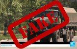 France 24 au Donbass ? Mensonges, trafiquages et mauvaise foi, un reportage passé au crible de la réinformation