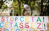 Ultimatum rejeté : Wallonie et Bruxelles bloquent toujours le CETA