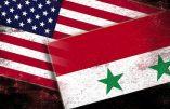 Syrie: «les États-Unis n'obtiendront pas de changement de régime»