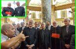 En visite à Jérusalem, les évêques allemands cachent volontairement leur croix