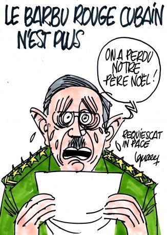 Ignace - Fidel Castro est mort