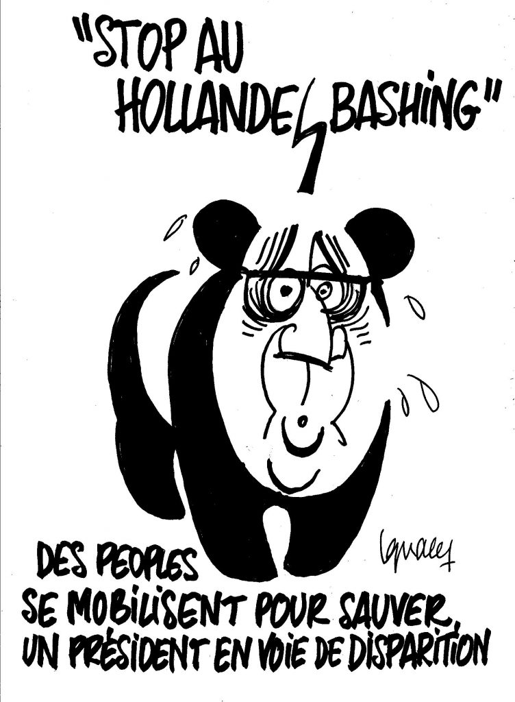 "Ignace - ""Stop au Hollande bashing"""