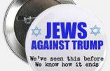 Mobilisation juive contre Stephen Bannon, conseiller de Donald Trump