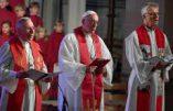 500 ans de la Réforme protestante : François dans la peau de Luther…
