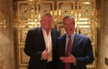 Donald Trump a reçu Nigel Farage – La photo