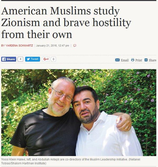 yossi-klein-musulmans-sionisme