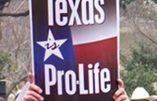 Le Texas interdit de jeter les fœtus avortés dans les décharges