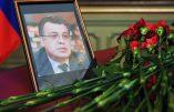 Des journalistes américains et saoudiens justifient le meurtre de l'ambassadeur Karlov