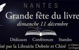 11 décembre 2016 à Nantes – Grande fête du livre