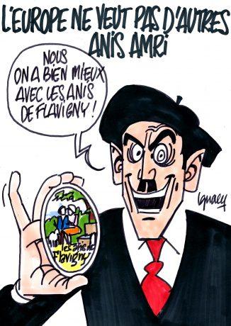 Ignace - Plus d'autres Anis Amri !
