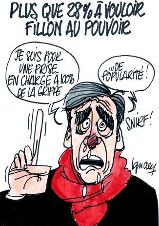 Ignace - Fillon en baisse de popularité