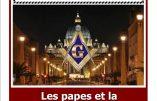 12 décembre 2016 à Paris – Conférence «Les papes et la Franc-Maçonnerie»