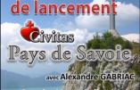 11 février 2017 – Réunion Civitas Pays de Savoie avec Alexandre Gabriac