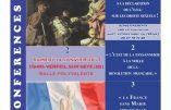 13, 14 et 15 janvier 2017 : tournée de conférences de Marion Sigaut dans le 82 et le 31
