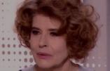 Fanny Ardant balaye la «reductio ad hitlerum» et les journalistes «laquais de l'Amérique»