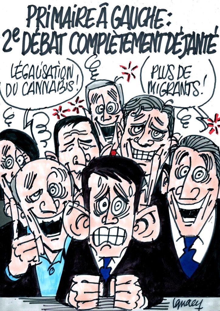 Ignace - Primaire à gauche, débat déjanté !