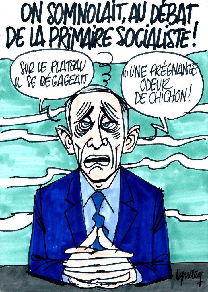 Ignace - Débat peu rythmé à la primaire socialiste