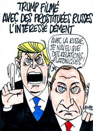 Ignace - Trump et la vidéo compromettante