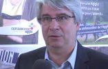 Immigration – Civitas irrite Régis Banquet, maire socialiste d'Alzonne et grand partisan de l'accueil des immigrés