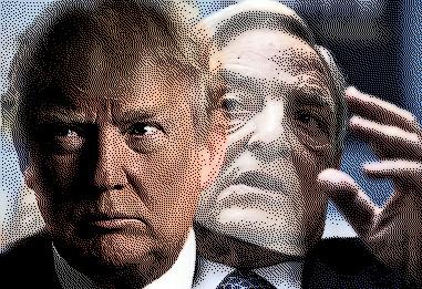 L'élection de Trump a fait perdre 1 milliard de dollars au spéculateur Georges Soros
