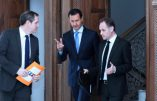 Bachar el-Assad: François Hollande «Avec ses 11% de popularité, ce que j'en pense c'est toucher le fond….»