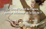 L'Institut d'Etudes Politiques d'Aix en Provence accueille le Grand Orient de France