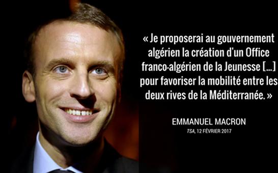 Les pires citations Macron-autroute-de-limmigration-alger-Paris-1