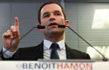 Déjeuner entre le candidat socialiste Benoit Hamon et le Président du CRIF