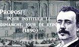 Les origines du vrai combat social en France
