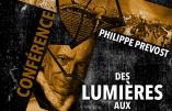 12 février 2017 à Nice – Conférences de Marion Sigaut et Philippe Prévost : «Des Lumières aux Ralliements : l'Eglise face aux hérésies»