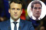 Emmanuel Macron réagit aux rumeurs sur sa relation homosexuelle présumée avec Mathieu Gallet, PDG de Radio France