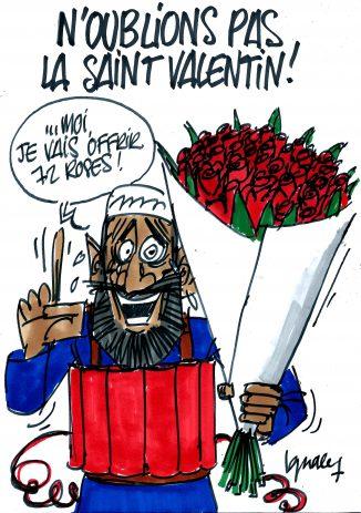 Ignace – N'oublions pas la saint Valentin !
