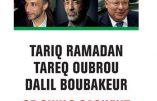 Tariq Ramadan, Tareq Oubrou, Dalil Boubakeur, ce qu'ils cachent (Lina Murr Nehmé)