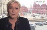 Cabinet noir: Marine Le Pen confirme que Hollande «instrumentalise» contre les candidats qui s'opposent à Macron. Analyse