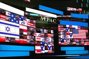 BHL attaque Donald Trump au congrès de l'American-Israeli Public Affairs Committee (AIPAC)