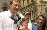 « Retirez la contribution financière du Canada au fonds international sur l'avortement ! », lance Brad Trost au Premier Ministre Trudeau