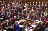 La chambre des Lords a approuvé la loi déclenchant le Brexit